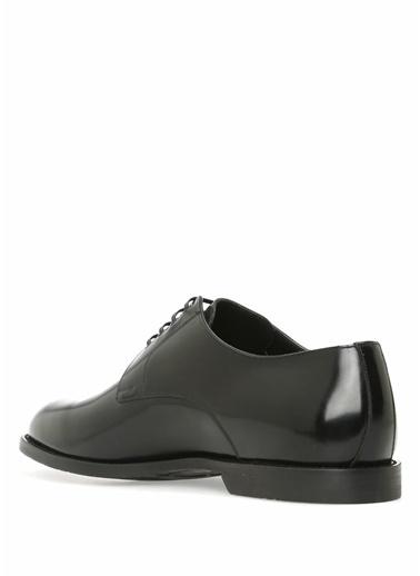 %100 Deri Bağcıklı Klasik Ayakkabı-Dolce&Gabbana